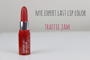 NYC Expert Last Lip Color - Traffic Jam