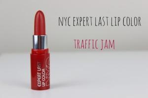 NYC Expert Last Lip Color - Traffic Jam
